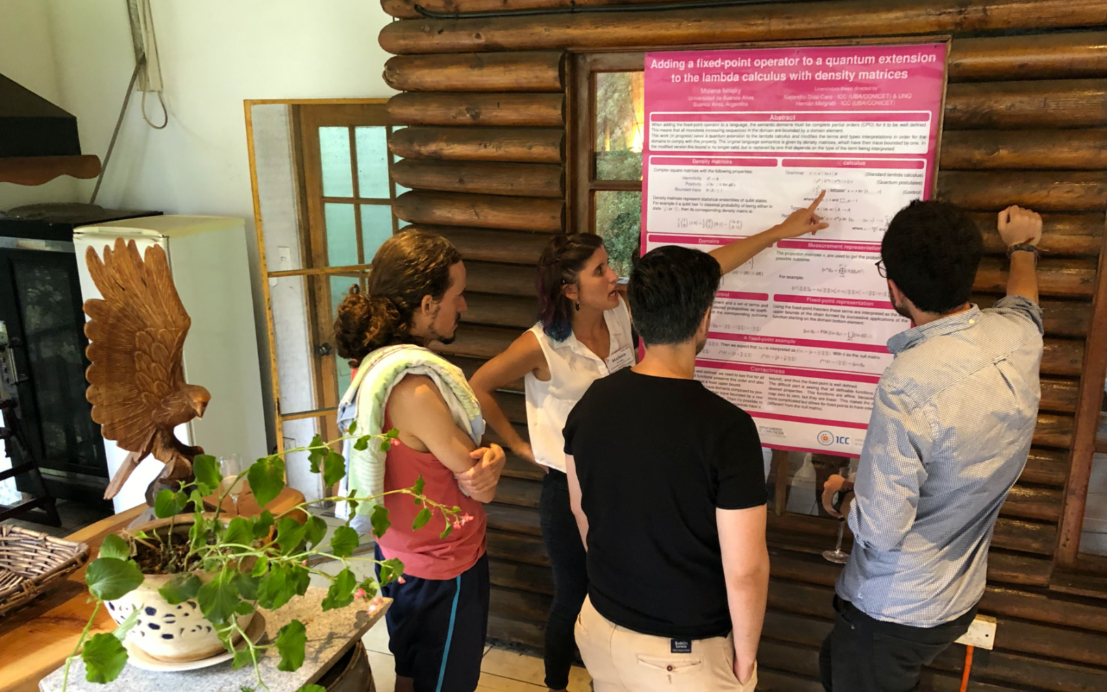 Poster Session #1
