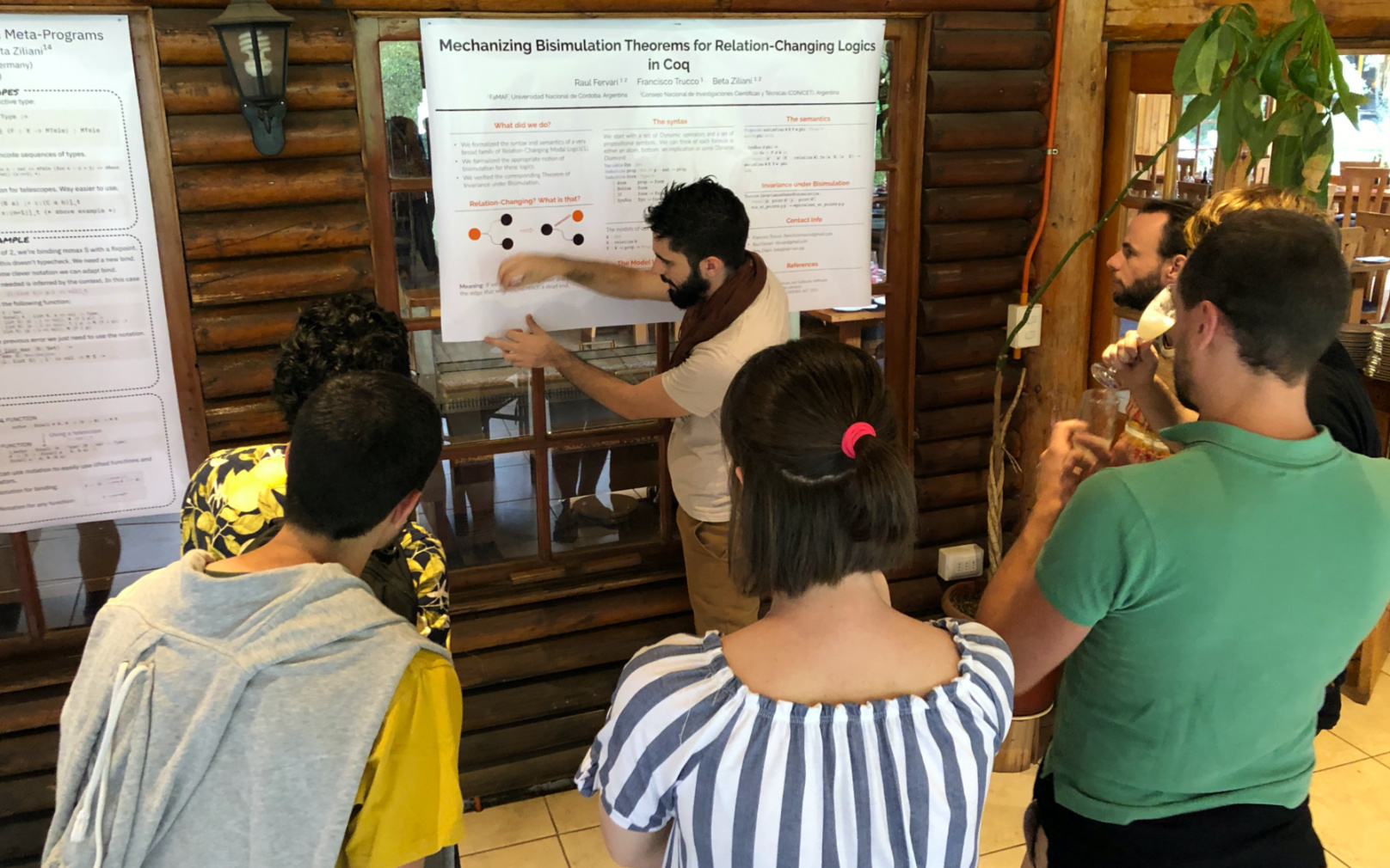 Poster Session #3