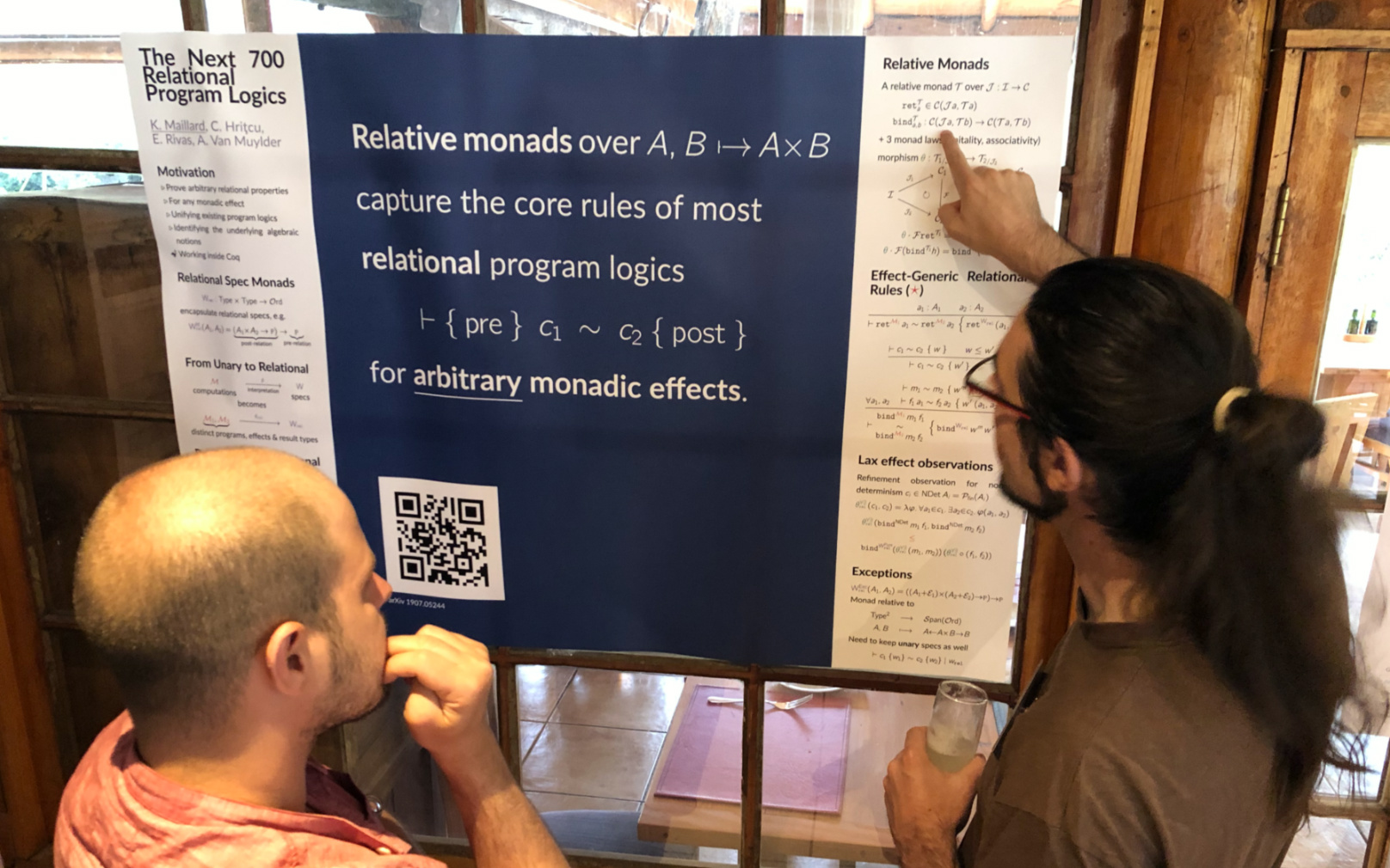 Poster Session #6