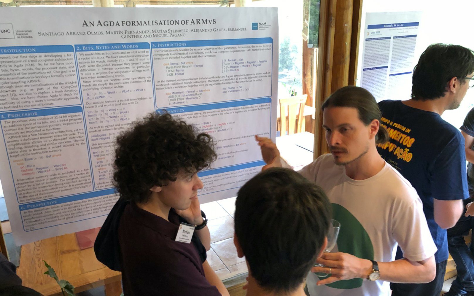 Poster Session #8